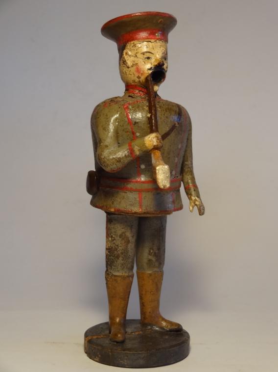 Räuchermann als Soldat
