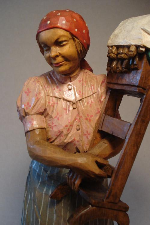 Klöppelfrau