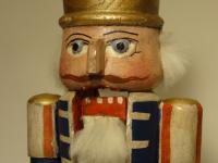 Nussknacker als König