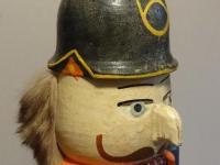 Nussknacker als Feuerwehrmann
